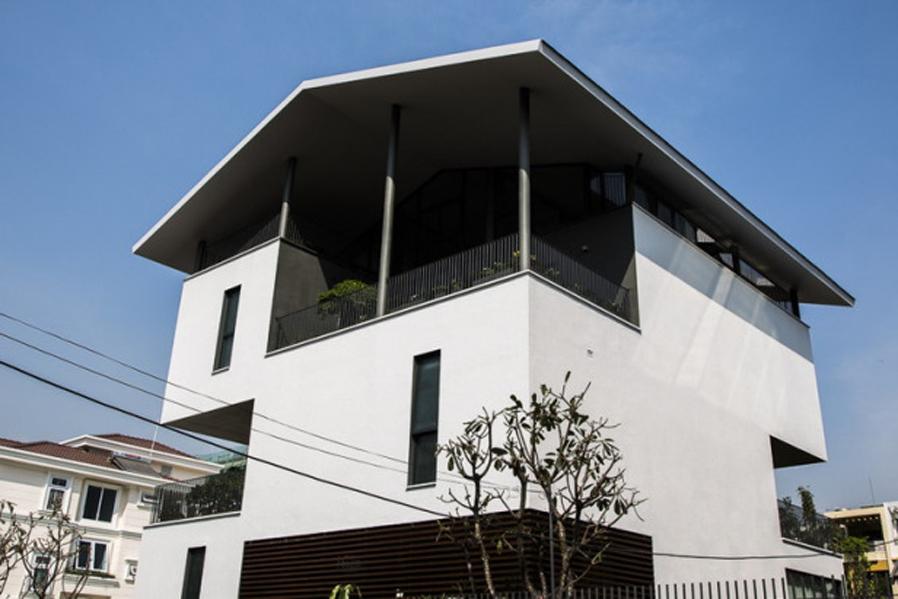 Floating House – Nhà ở Quận 2, Tp. Hồ Chí Minh