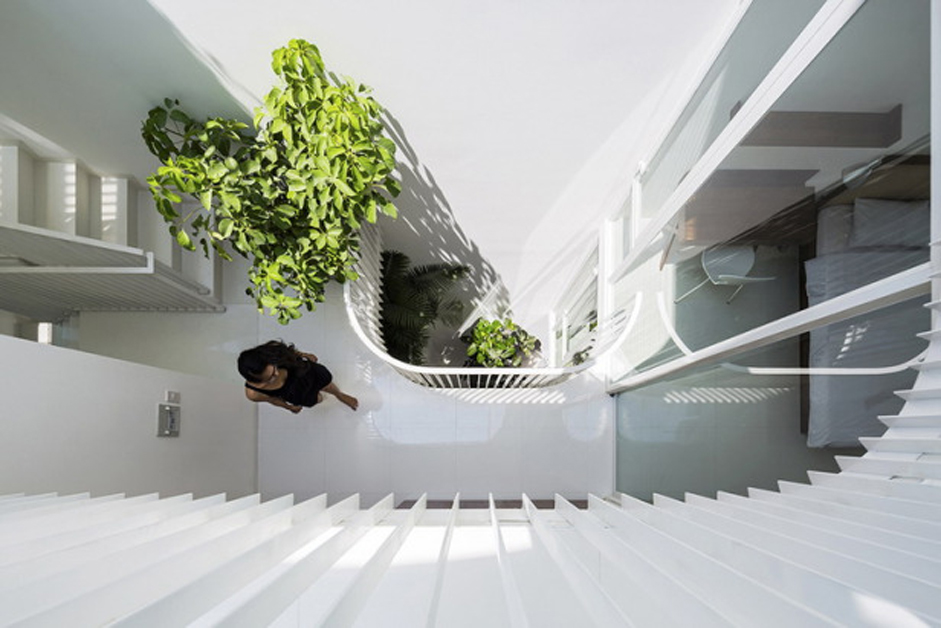 House 304 – Nhà ở Tp. Hồ Chí Minh – Kiến trúc O