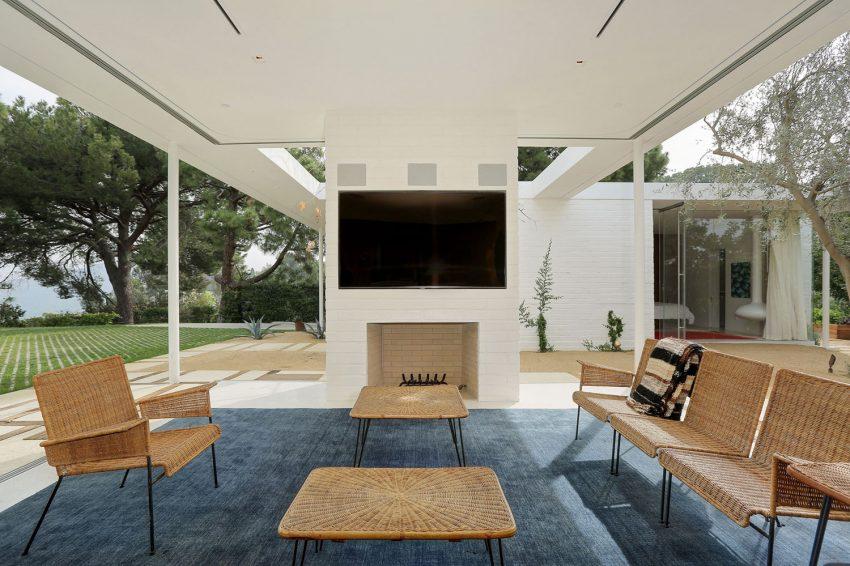 nha dep nuoc ngoai- Hollywood-Hills-Residence-05