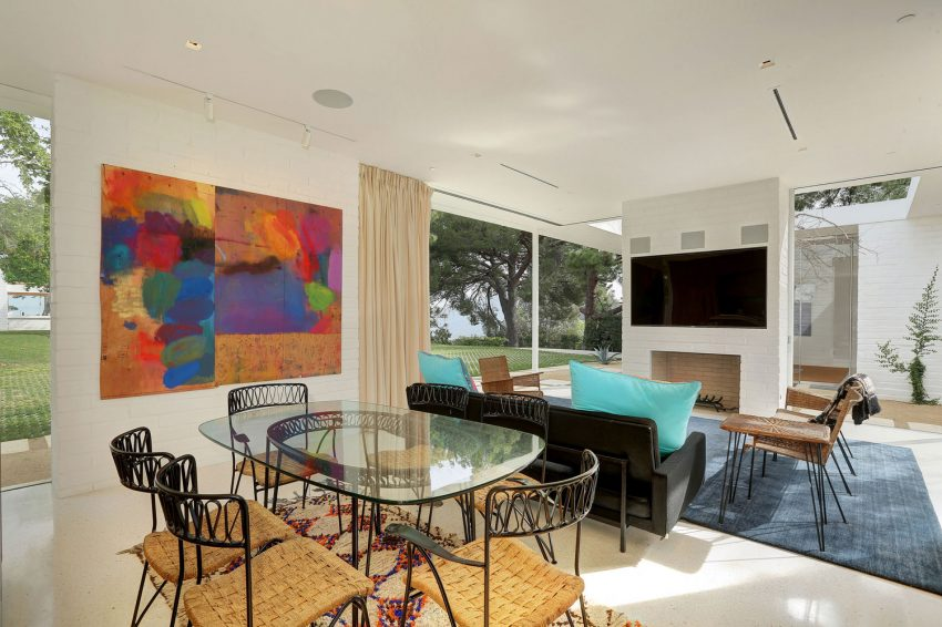 nha dep nuoc ngoai- Hollywood-Hills-Residence-10