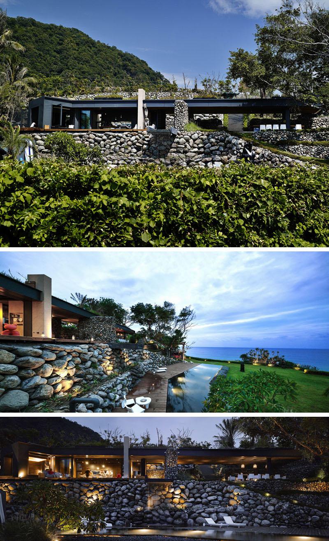 Nhà đẹp nước ngoài - A'tolan house 2