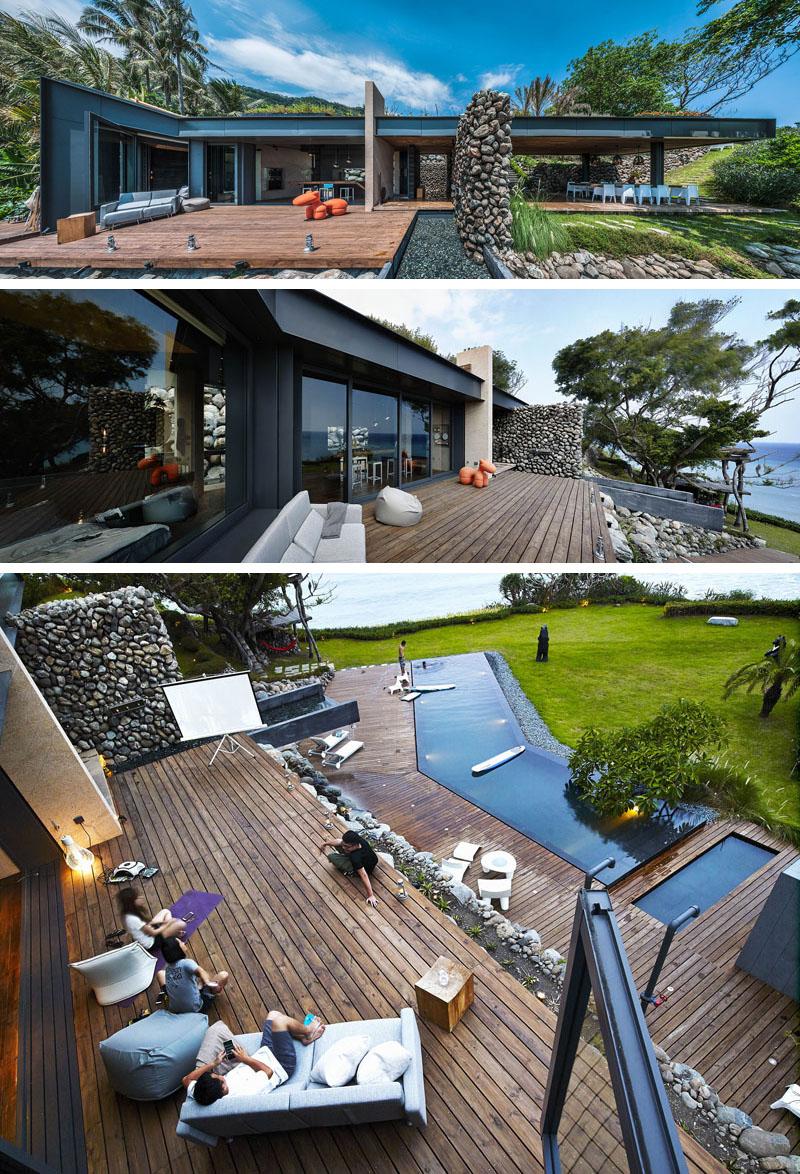 Nhà đẹp nước ngoài - A'tolan house 5