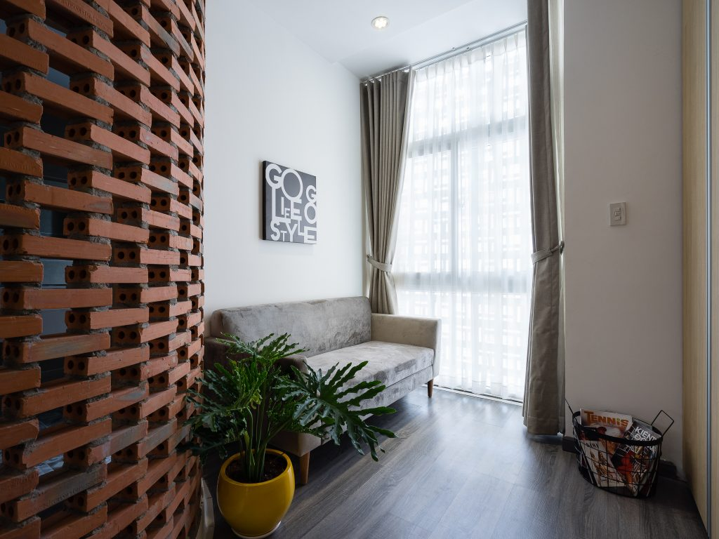 Nhà đẹp Sài Gòn - Nhà phố diện tích nhỏ 50m2-32