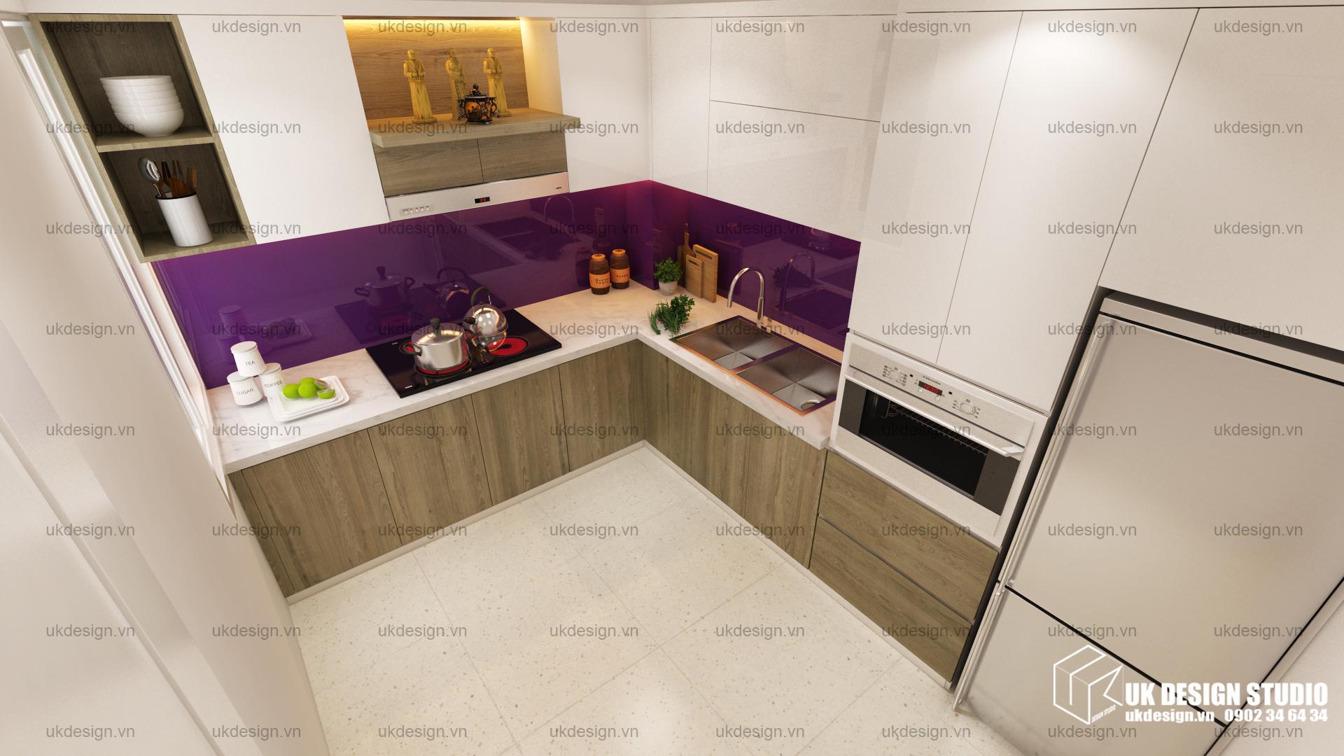 Thiết kế nội thất căn hộ chung cư 51