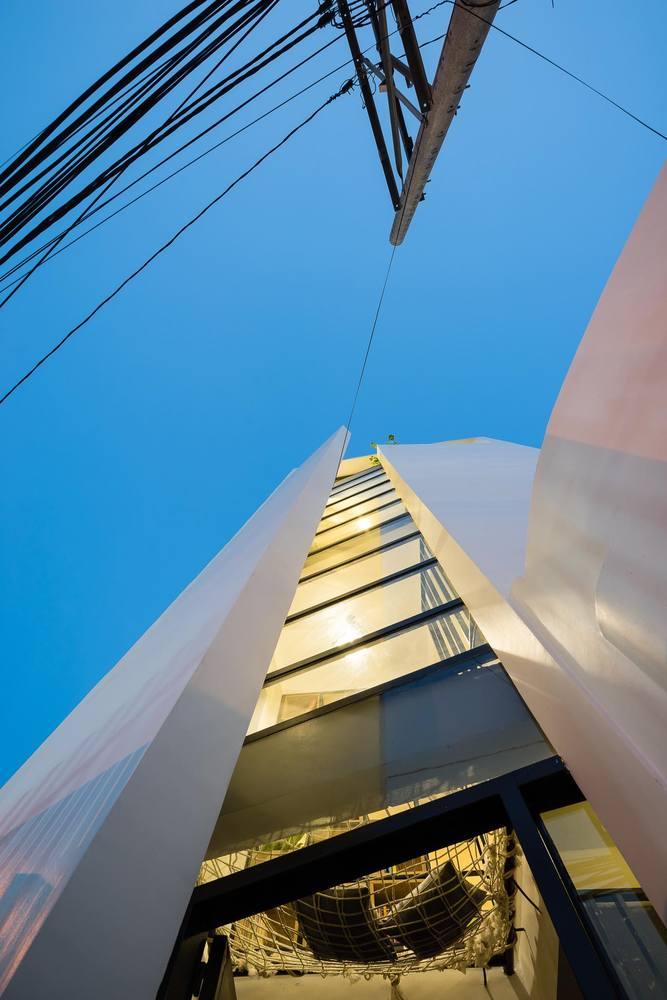 nhà đẹp Sài Gòn-the torn paper house-14