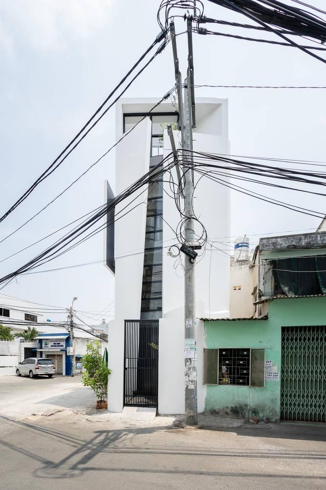 nhà đẹp Sài Gòn-the torn paper house-2
