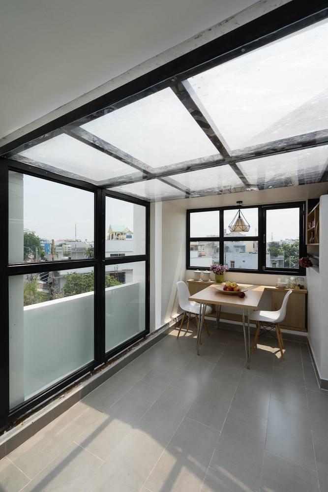 nhà đẹp Sài Gòn-the torn paper house-5