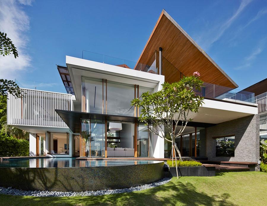Nhà đẹp nước ngoài - no 2- singapore 1