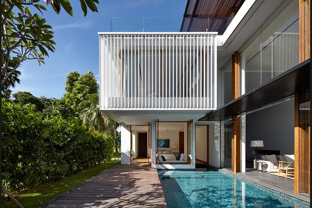 Nhà đẹp nước ngoài - no 2- singapore 2