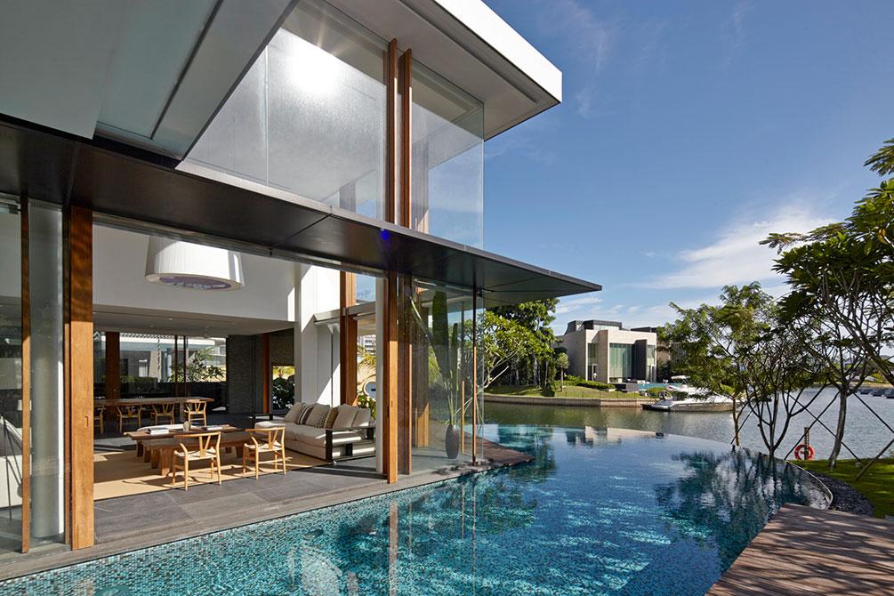 Nhà đẹp nước ngoài - no 2- singapore 3