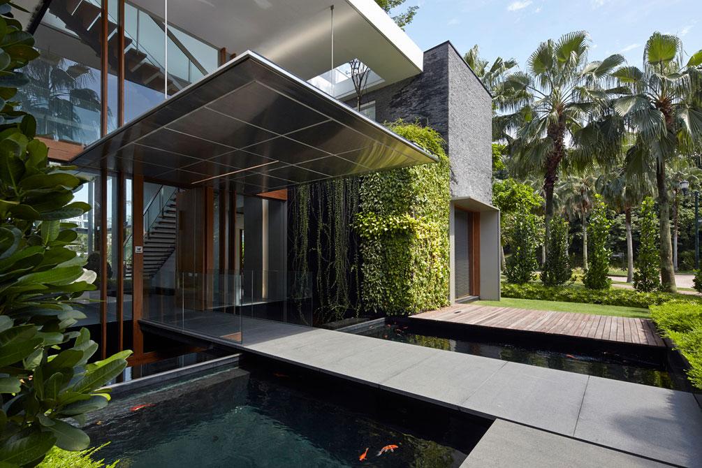 Nhà đẹp nước ngoài - no 2- singapore 4