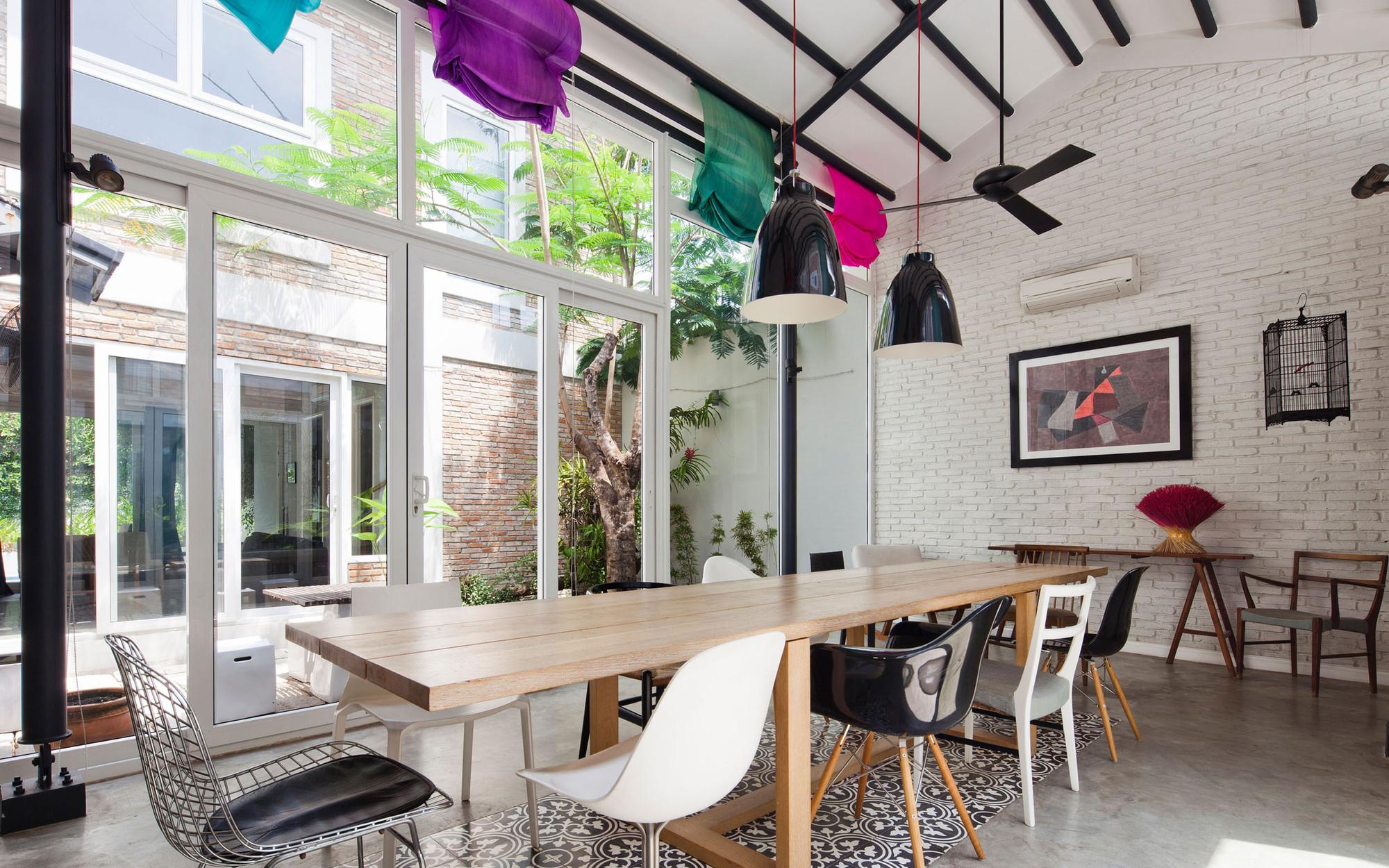 Nhà đẹp Việt Nam - Modern Tube House - 7