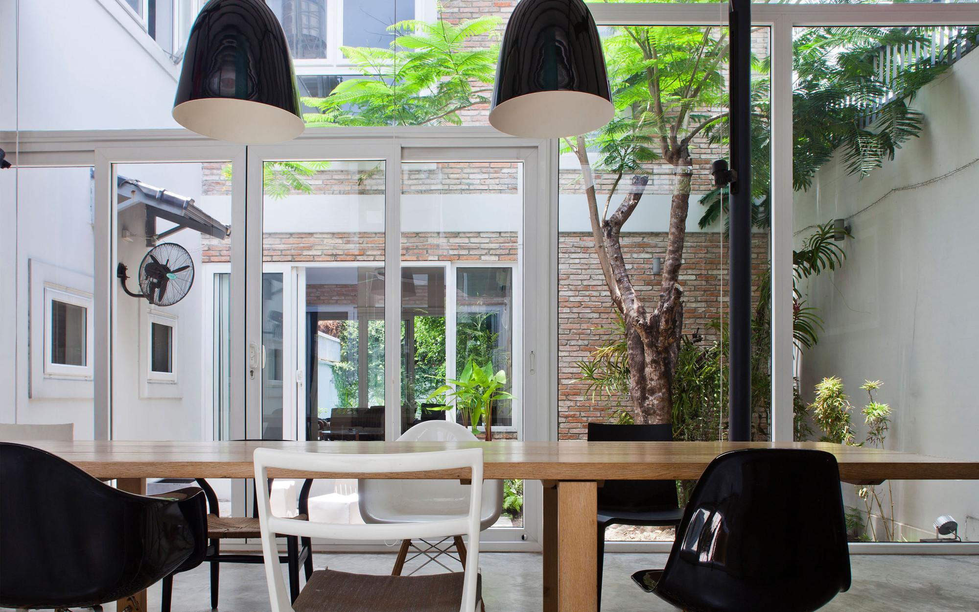 Nhà đẹp Việt Nam - Modern Tube House - 9