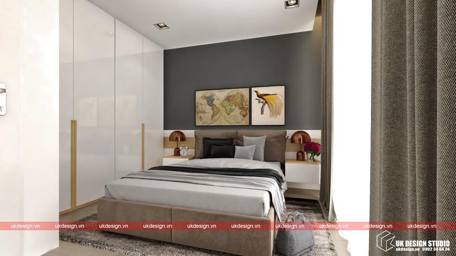Thiết kế nội thất nhà phố diện tích nhỏ 8