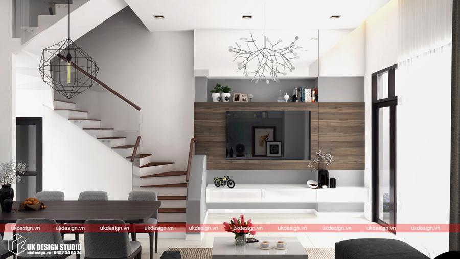 Thiết kế nội thất nhà phố 65m2-3