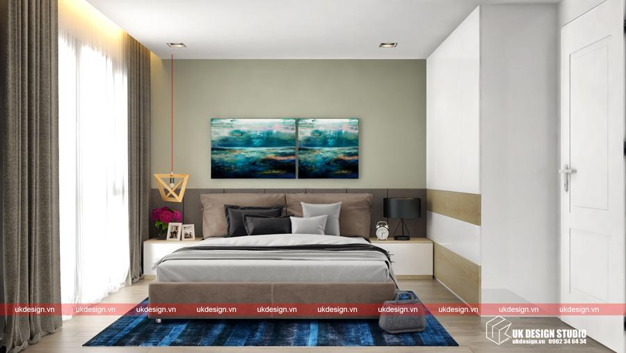 Thiết kế nội thất nhà phố 65m2-8