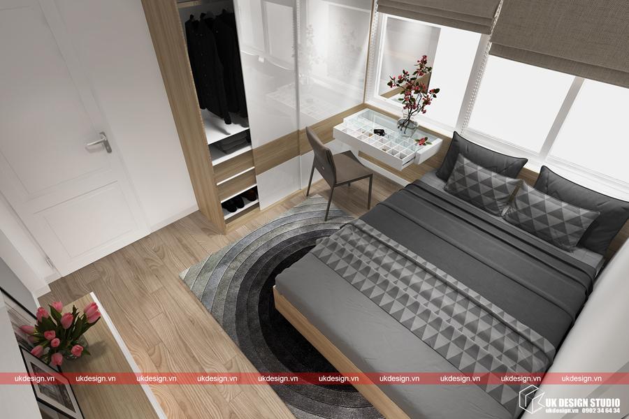 Thiết kế nội thất nhà phố 5x20m -12