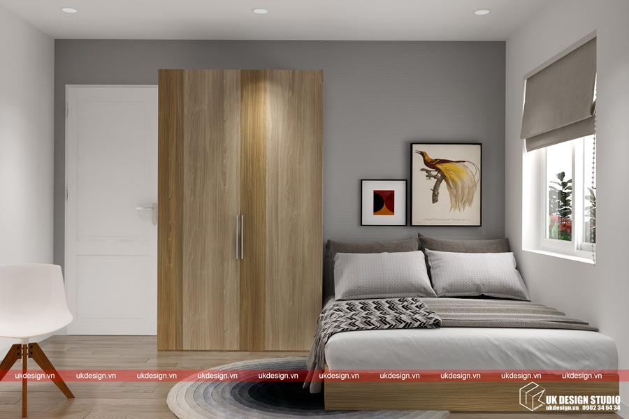 Thiết kế nội thất nhà phố 5x20m -8