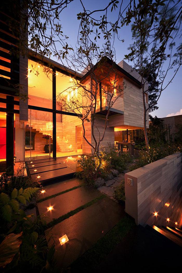 Nhà đẹp nước ngoài - Guanabanos House -08