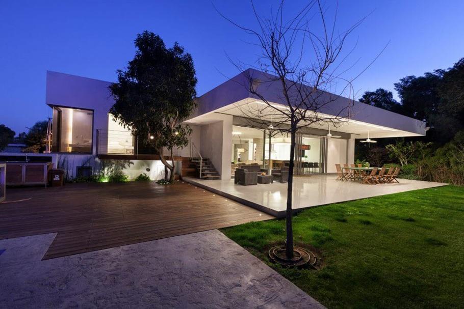 Nhà đẹp nước ngoài - saviyon house - 11