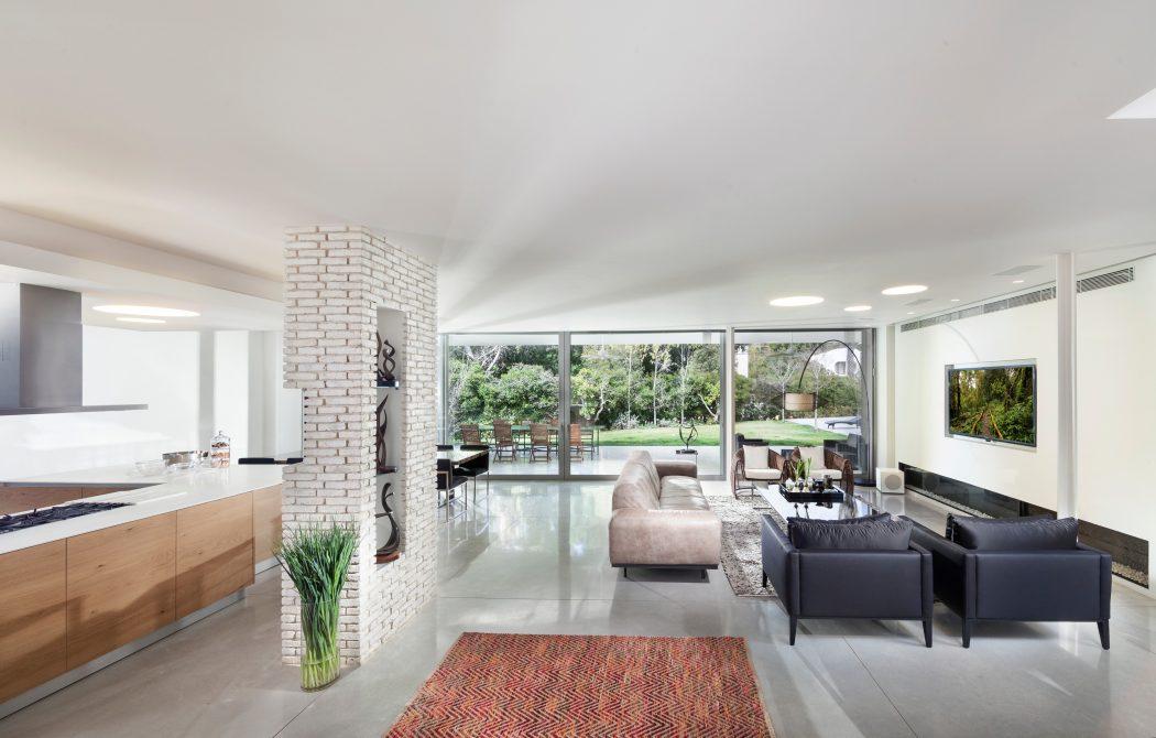 Nhà đẹp nước ngoài - saviyon house - 3