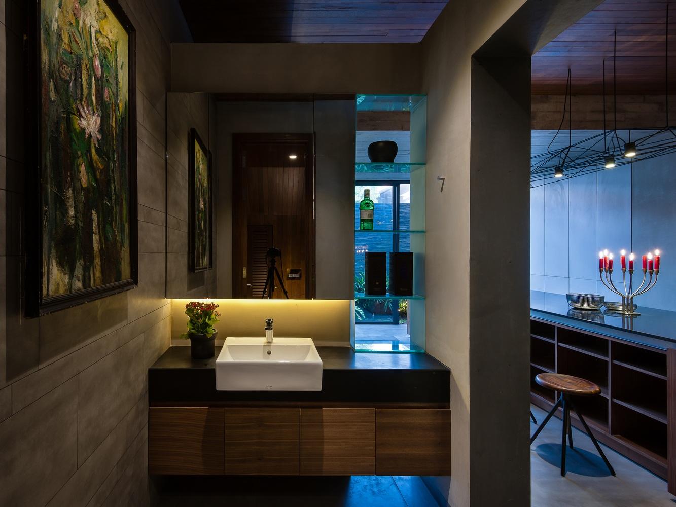 Nhà đẹp Sài Gòn - H house - 24