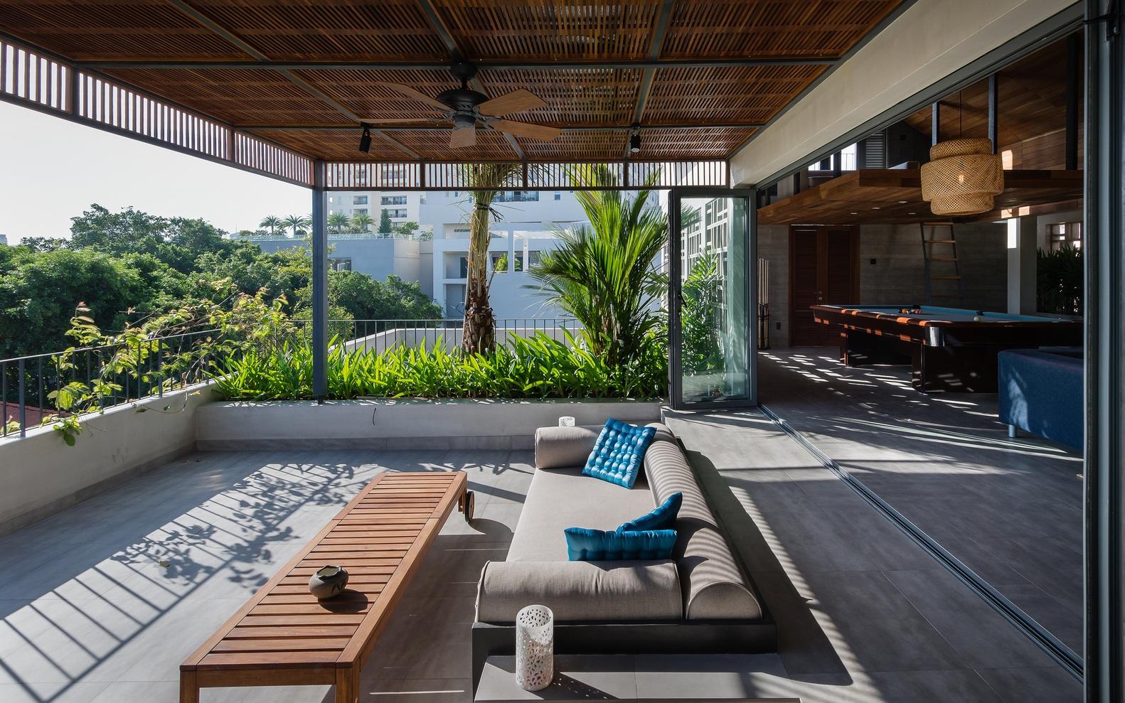 Nhà đẹp Sài Gòn - H house - 43