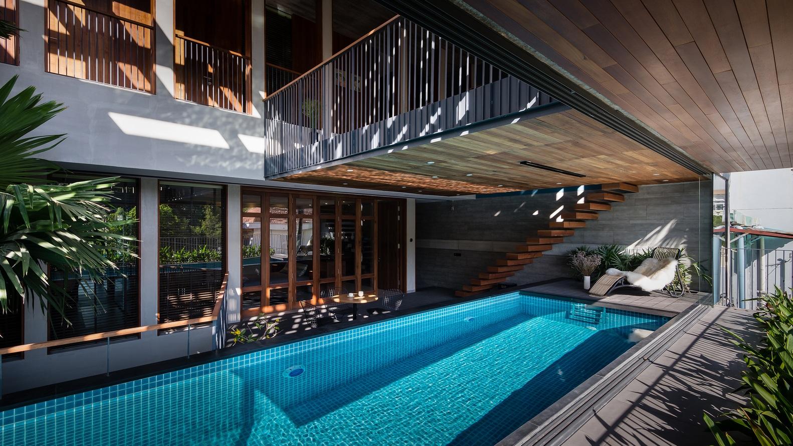 Nhà đẹp Sài Gòn - H house - 46