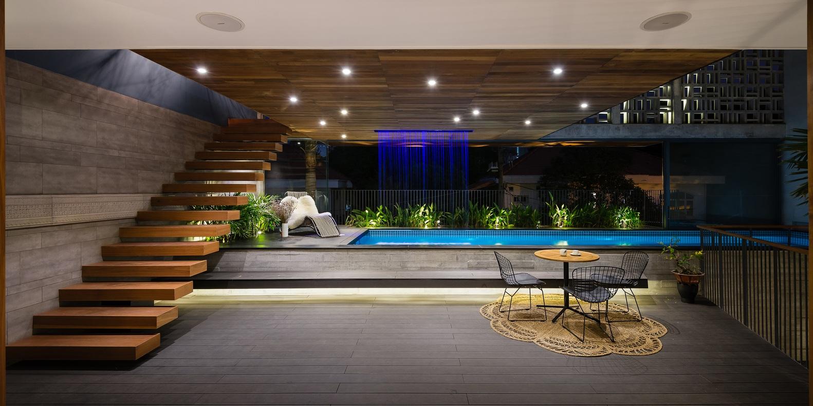 Nhà đẹp Sài Gòn - H house - 70