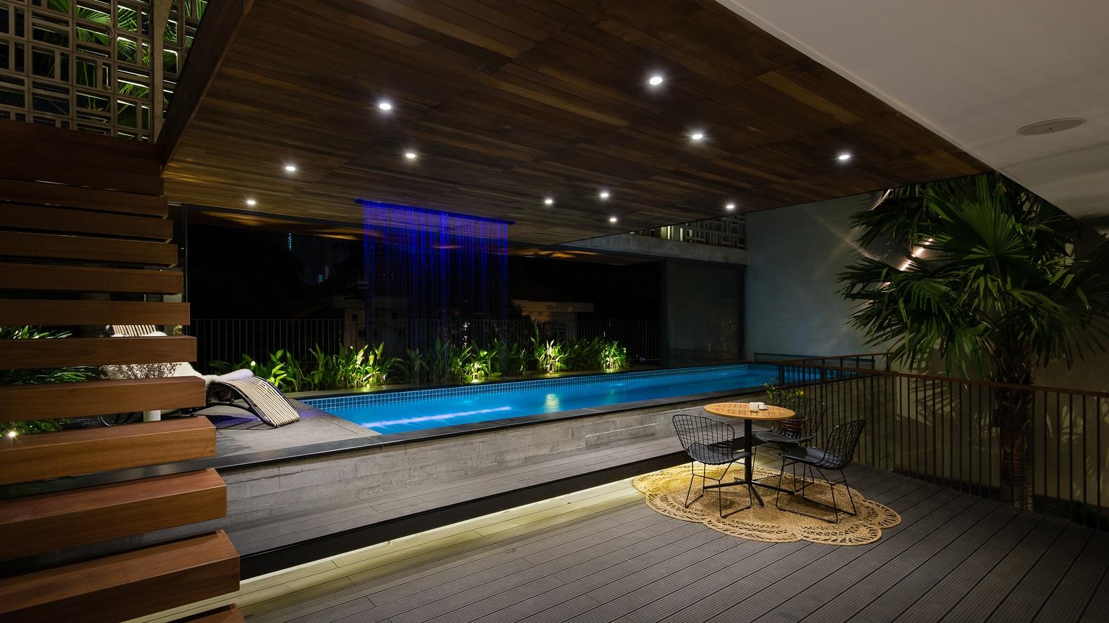 Nhà đẹp Sài Gòn - H house - 71