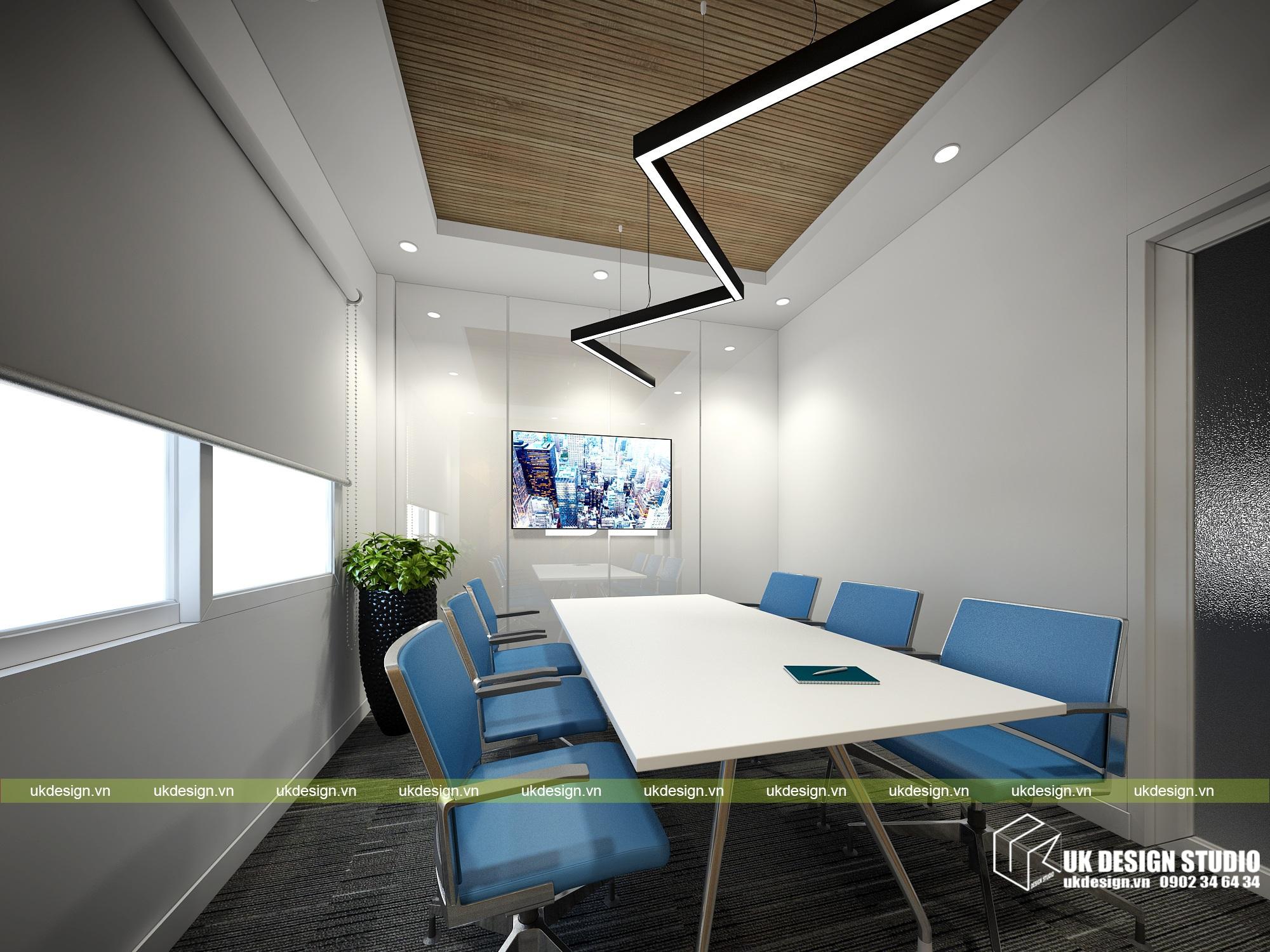 Thiết kế nội thất nhà phố hiện đại kết hợp văn phòng kinh doanh - 18
