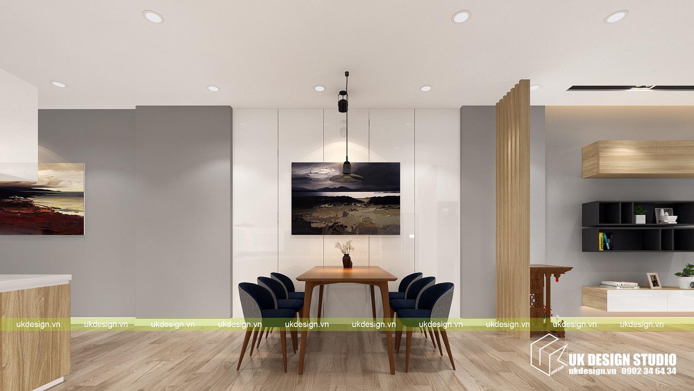 Thiết kế nội thất nhà phố hiện đại kết hợp văn phòng kinh doanh - 5