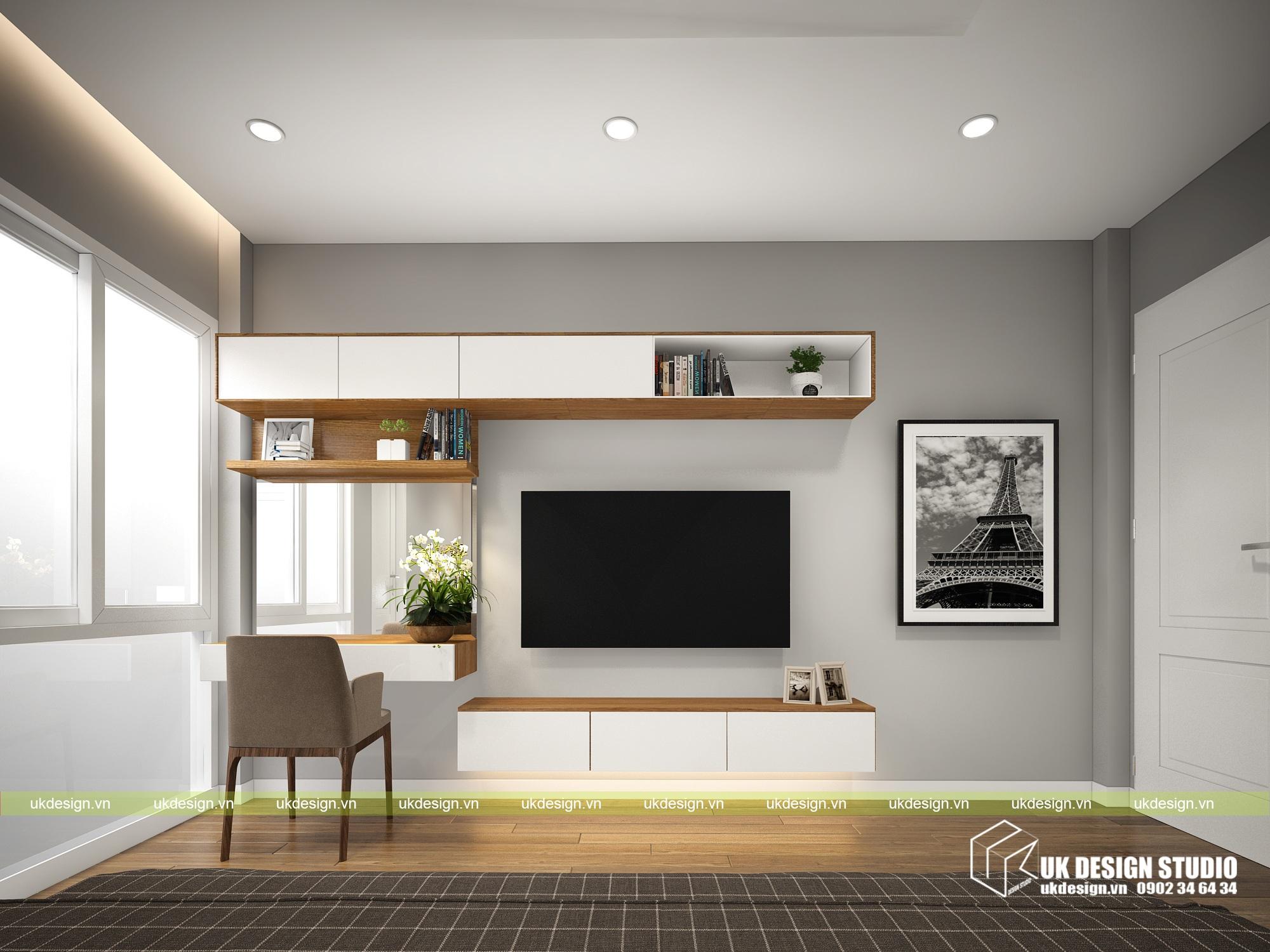 Thiết kế nội thất nhà phố hiện đại kết hợp văn phòng kinh doanh - 7