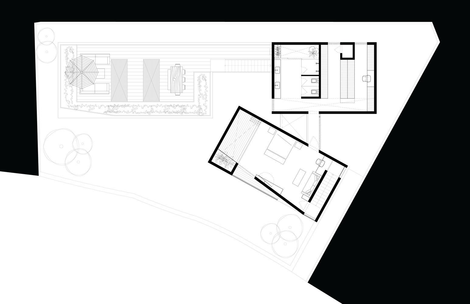 Mặt bằng biệt thự 900m2- s house - 5
