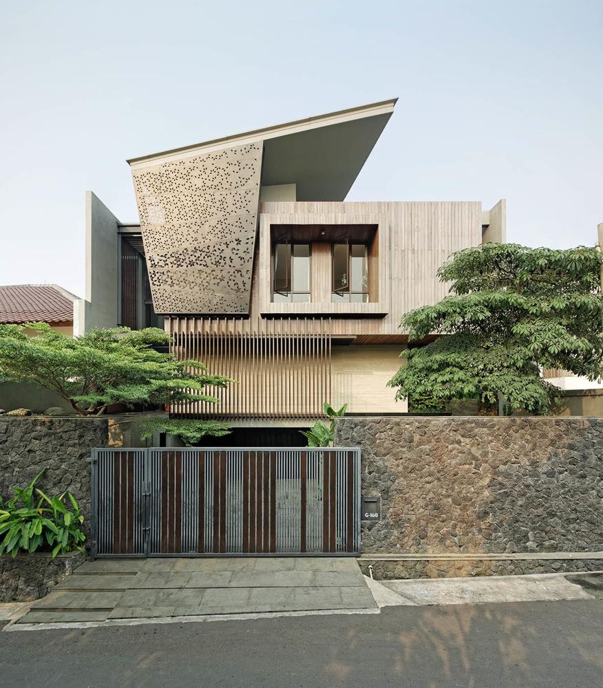 Nhà đẹp nước ngoài - Ben House - 1