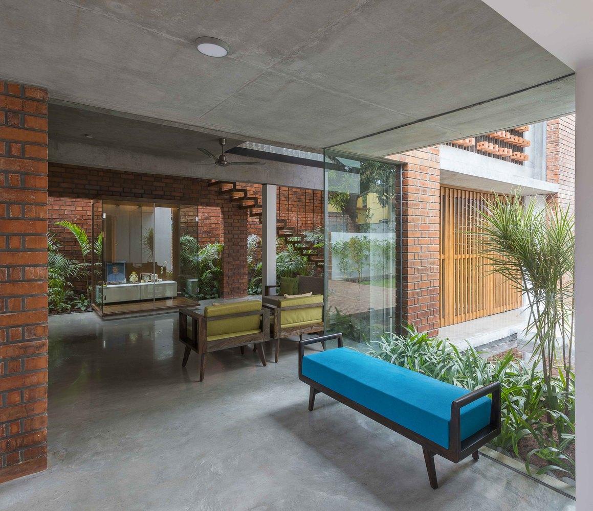 Brick House - Nhà đẹp nước ngoài - 11