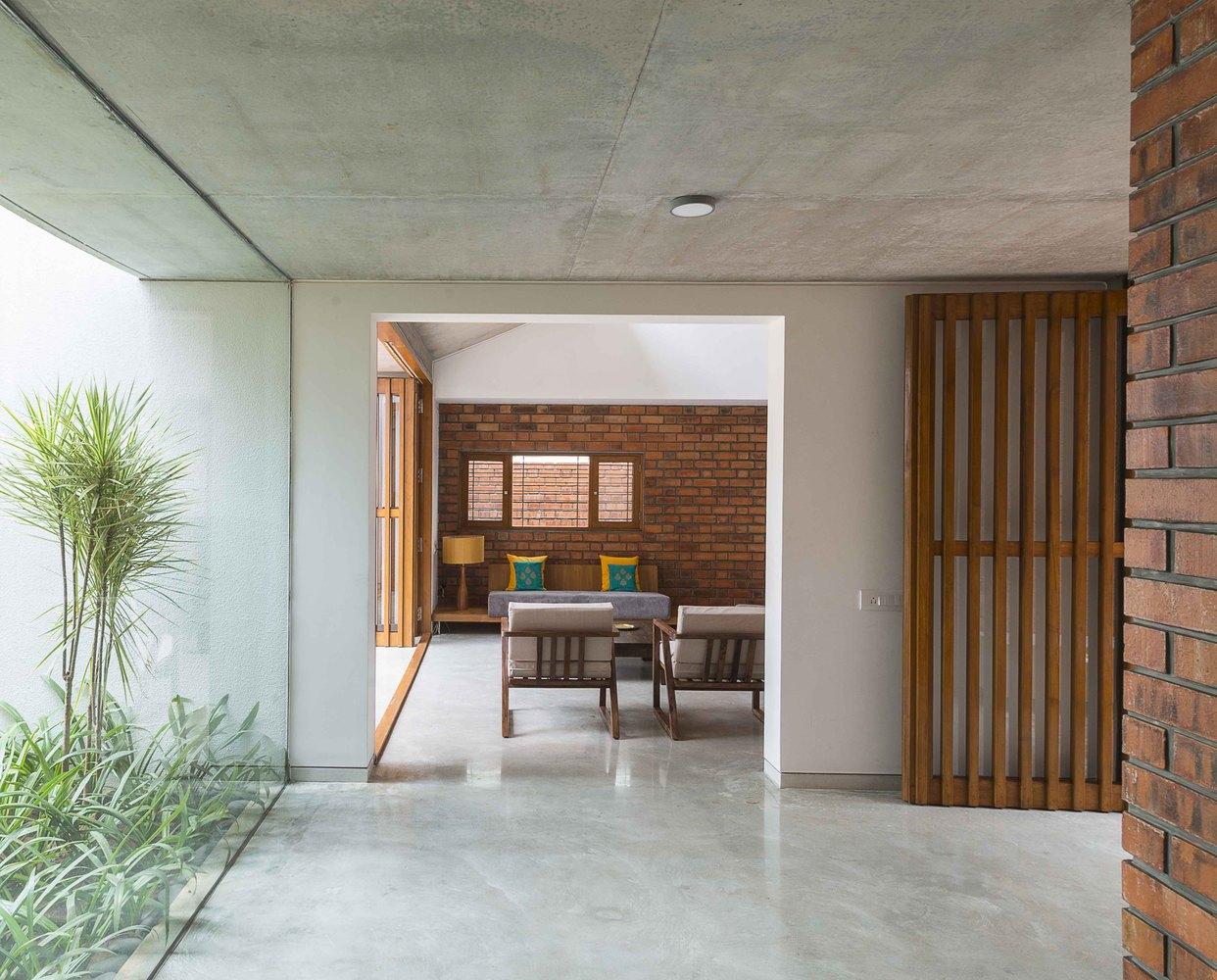 Brick House - Nhà đẹp nước ngoài - 10