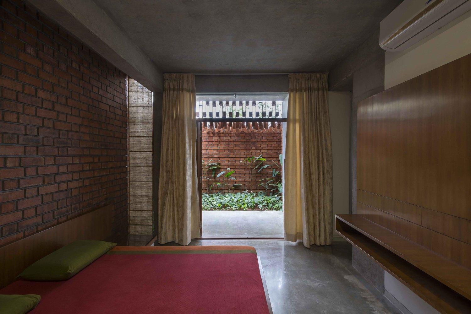 Brick House - Nhà đẹp nước ngoài - 8