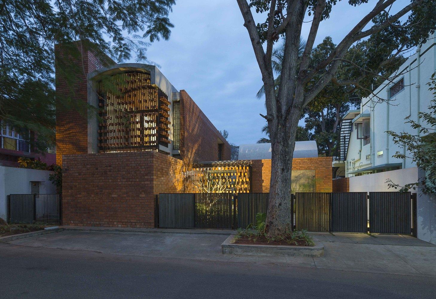 Brick House - Nhà đẹp nước ngoài - 1