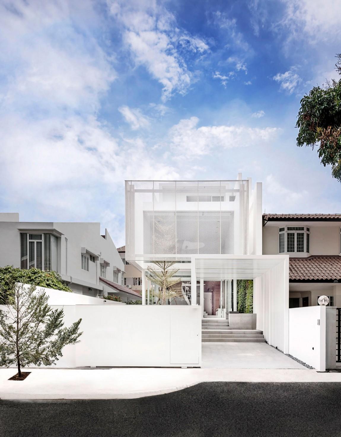 Nhà đẹp nước ngoài - greja house - 1
