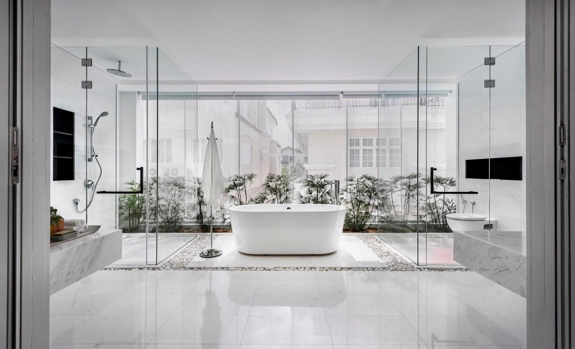 Nhà đẹp nước ngoài - greja house - 7