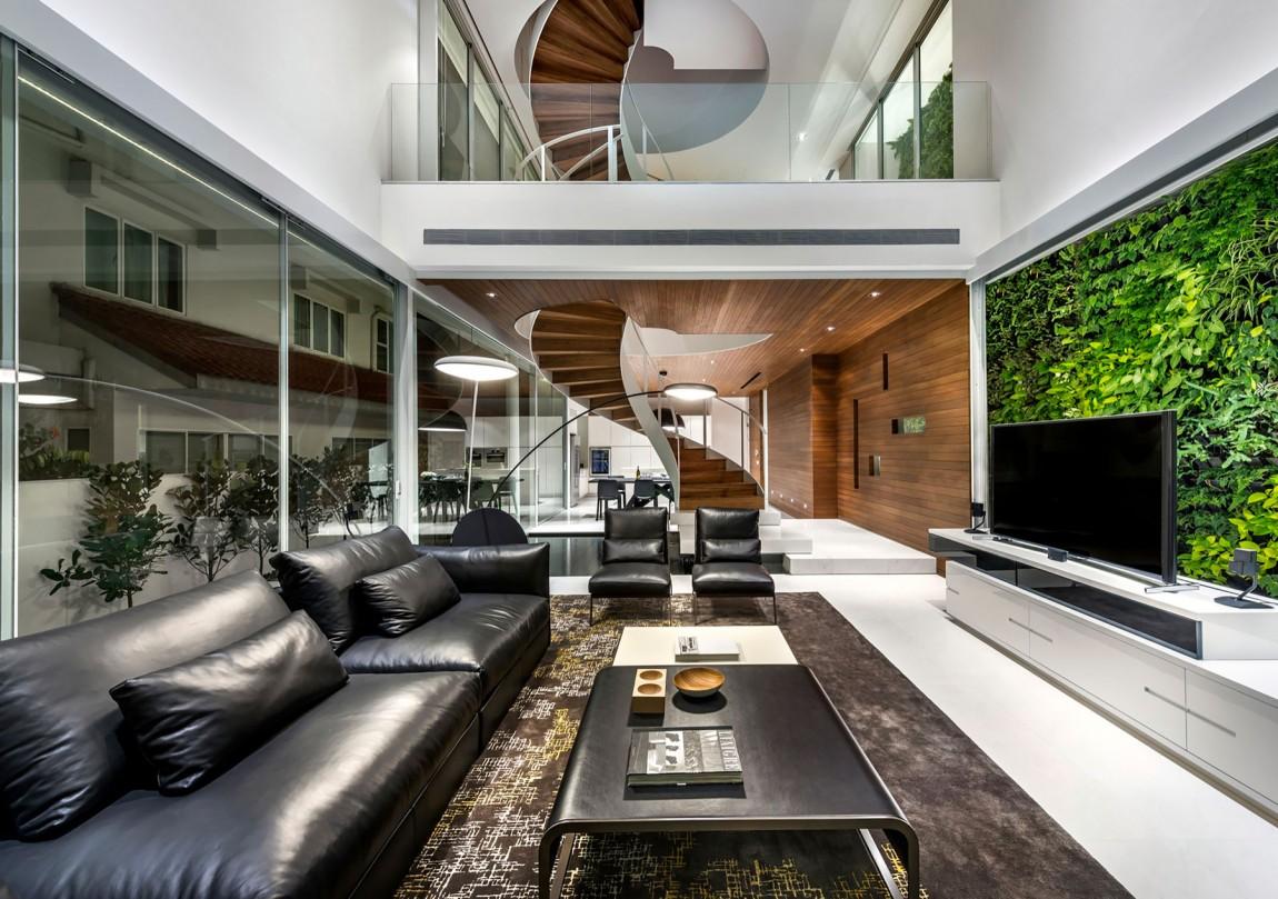 Nhà đẹp nước ngoài - greja house - 10