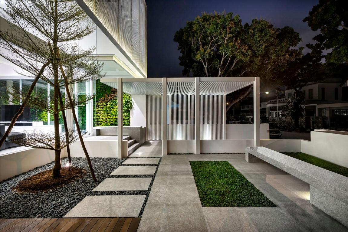 Nhà đẹp nước ngoài - greja house - 8