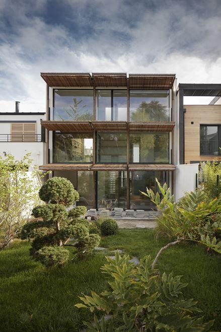 Nhà đep nước ngoài - Village Garden Home - 5