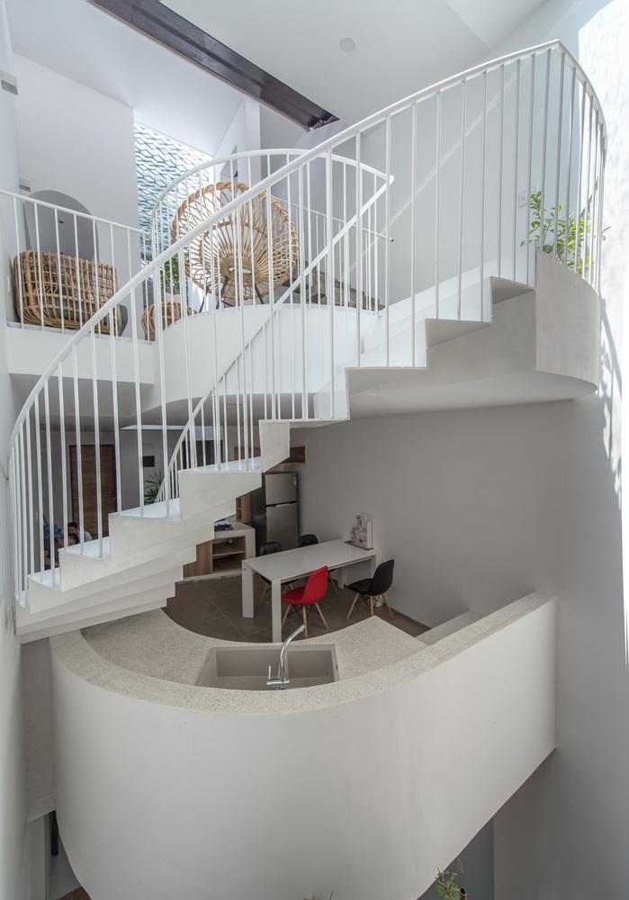 Nhà đẹp Sài Gòn - Backyard House - 17