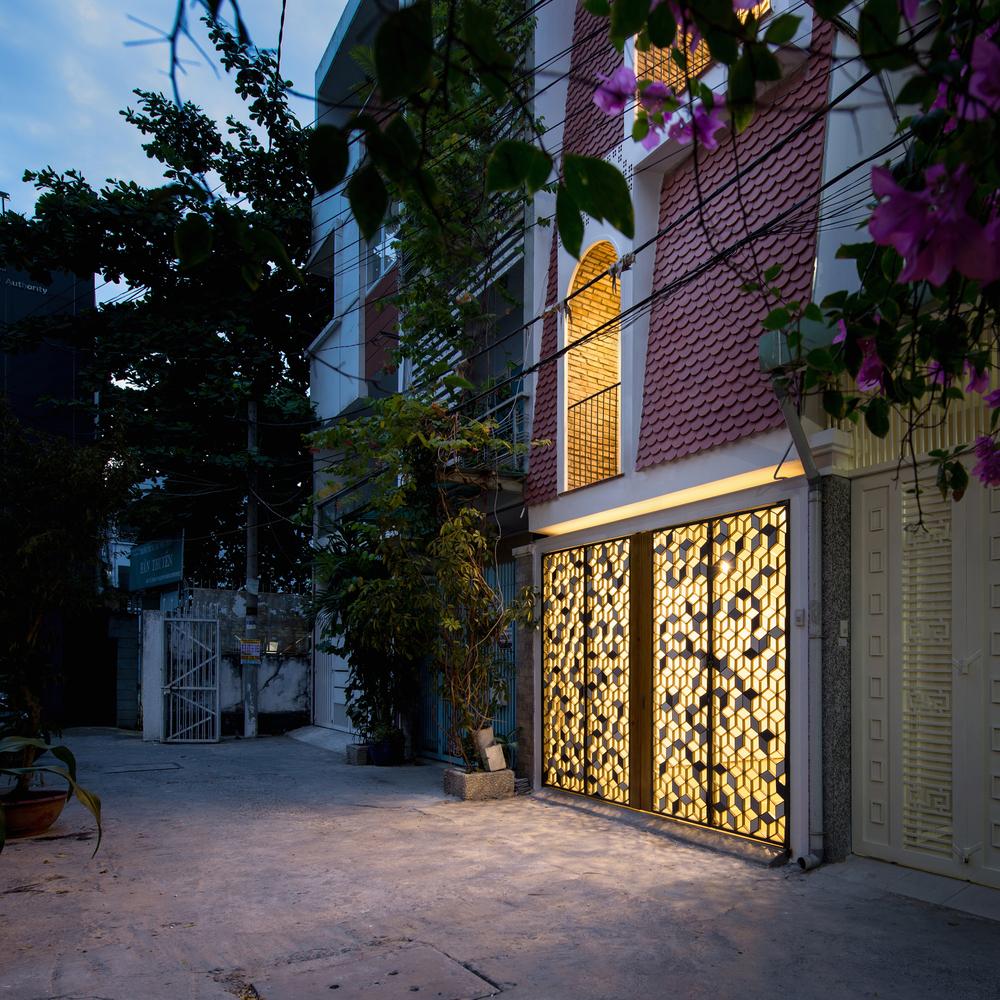 Nhà đẹp Sài Gòn - Backyard House - 2