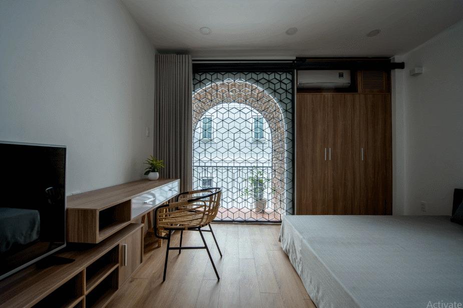 Nhà đẹp Sài Gòn - Backyard House - 24