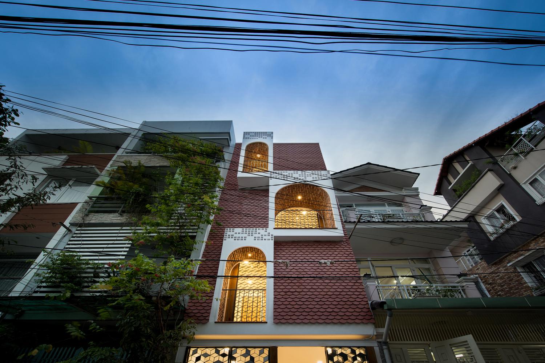 Nhà đẹp Sài Gòn - Backyard House - 3