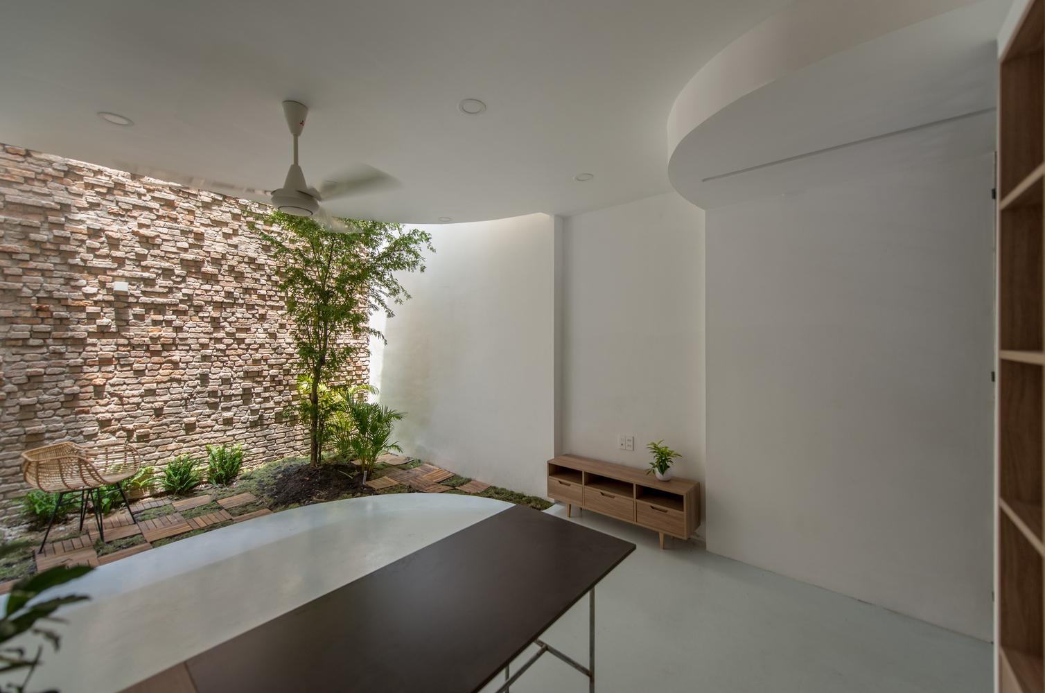 Nhà đẹp Sài Gòn - Backyard House - 8