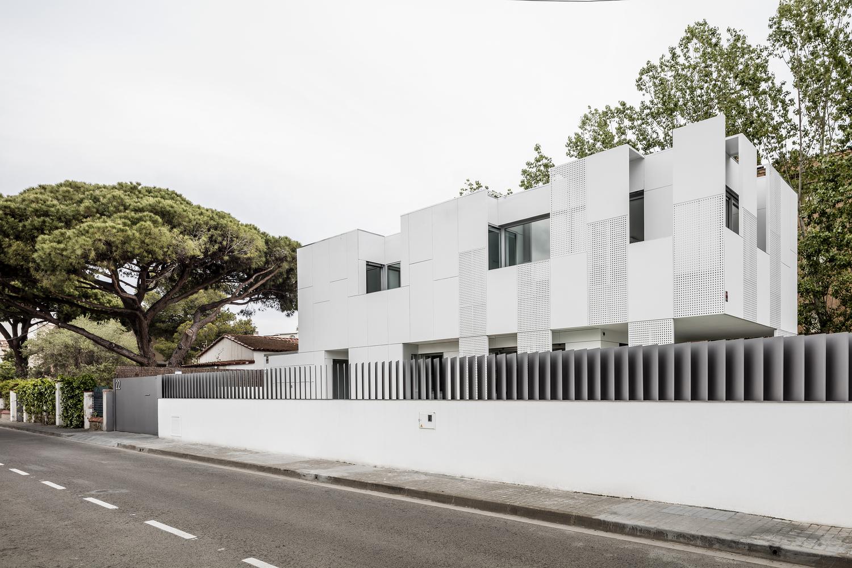 Nhà đẹp nước ngoài - Castelldefels House - 1